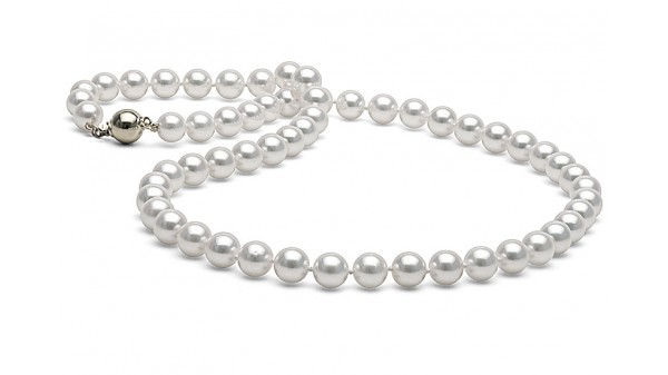 Akoya parelketting AAA 8-8,5 mm Topaanbieding