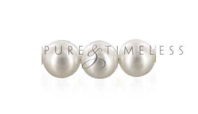 Collier Zuidzeeparels  9-11.5 mm