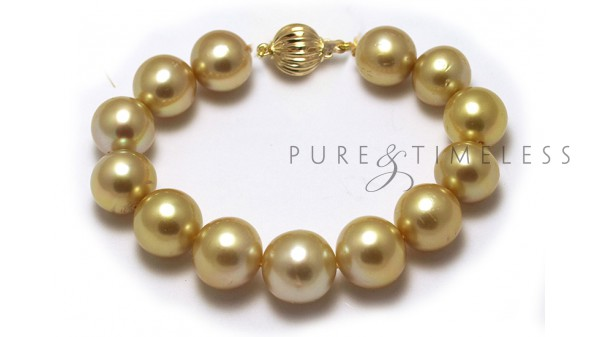 Zuidzee parel armband 11-13 mm