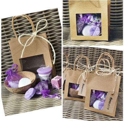 Gratis relax gift bag