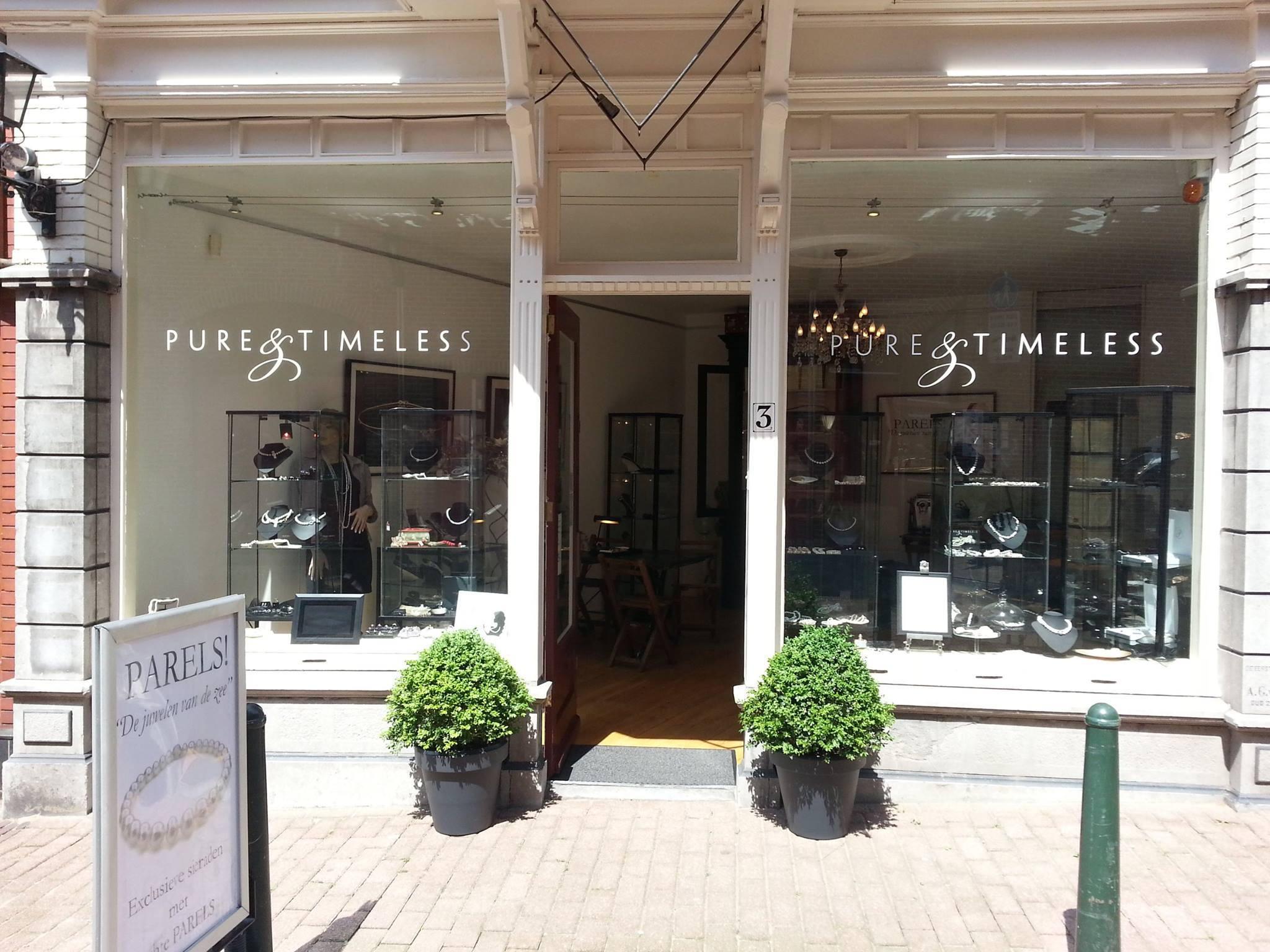 parelwinkel in Bussum