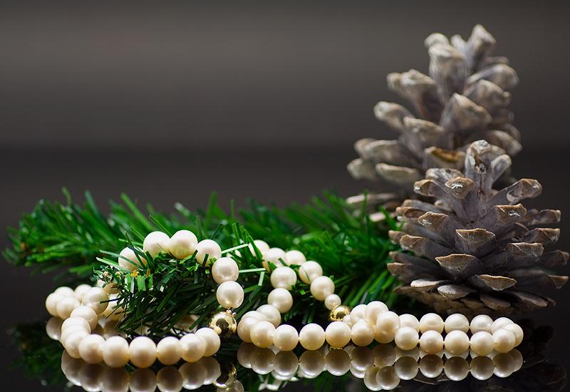 parels als kerst cadeau idee