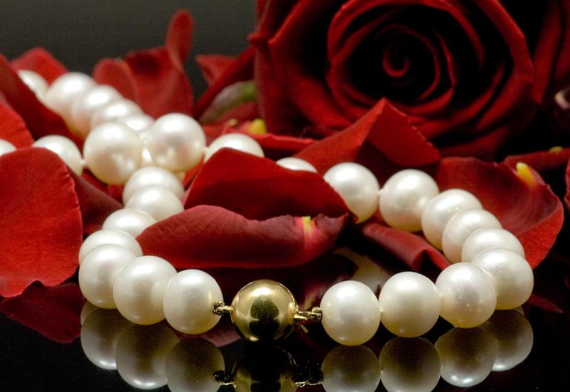 parels als Valentijnsdag cadeau idee
