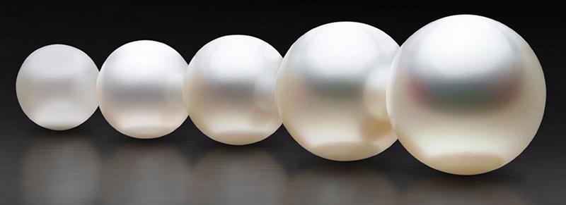 luster of glans van zuidzee parels